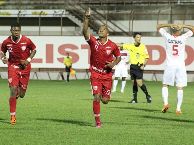Mogi Mirim recebe o Vila Nova pela Série C do Brasileiro (Foto: Rafael Bertanha/ E Aí Produções?)