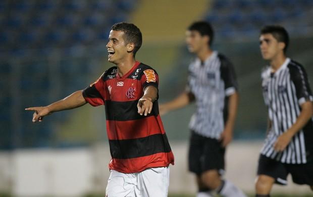 Ceará x Flamengo pela Copa do Brasil sub-20 (Foto: Kiko Silva/Agência Diário)