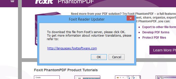 Confirme o download do pacote de idioma (Foto: Reprodução/Helito Bijora)