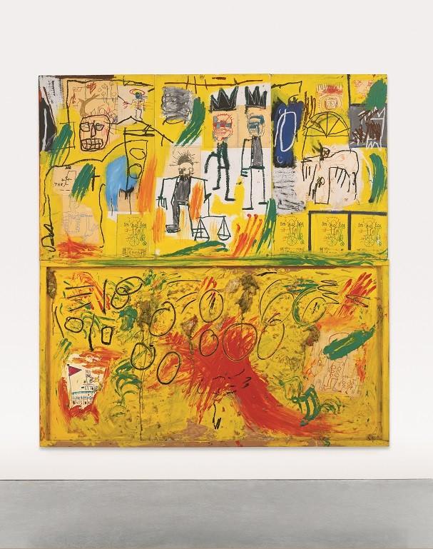 Basquiat (Foto: Divulgação)