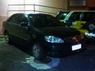 Homens são presos com carro furtado na Assis Chateaubriand