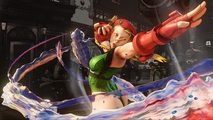 Street Fighter 5 é uma das ofertadas da PSN (Foto: Divulgação/Capcom)