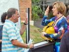Em Alto Astral, Jorge Fernando atua com Claudia Raia em cenas hilárias