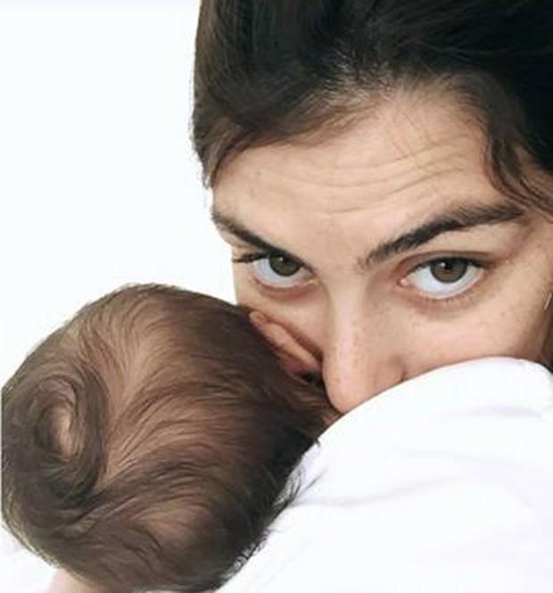 Mariana Uhlmann e a filha, Maria (Foto: Reprodução/Instagram)