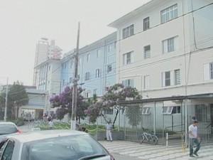 Santa Casa de Mogi das Cruzes suspende exames de ressonância magnética (Foto: Reprodução/TV Diário)