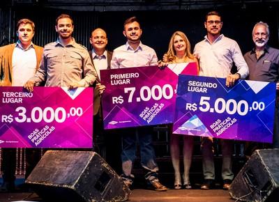 premio-pulverização-tecnologia (Foto: Divulgação/Dow AgroSciences)