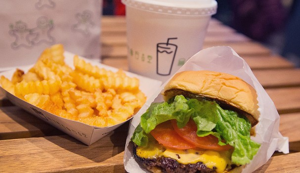 Shake Shack (Foto:  Scott Olson/Getty Images)