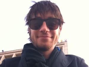 Matheus Gonzaga Pereira, de 25 anos; em Bruxelas (Foto: Matheus Gonzaga Pereira/Arquivo pessoal)