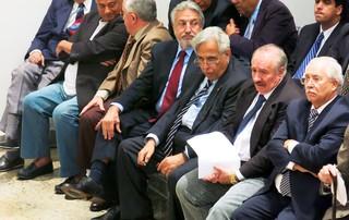reunião eleição Vasco (Foto: Raphael Zarko)