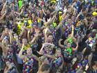 Quinze mil foliões chegam de navio para o Carnaval de Salvador