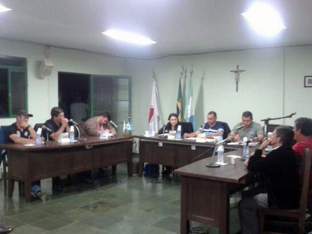 Câmara de Vereadores de Gonçalves (MG) aprovou projeto visando proteger a natureza (Foto: Reprodução EPTV)