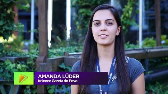 Caso de sucesso: conheça Amanda Lüder, participante do Roda Aí 2015