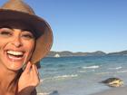 Juliana Paes curte praia na Austrália: 'Bom dia, sereias'