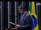 Impeachment no Senado: discurso final de Valdir Raupp (PMDB-RO)