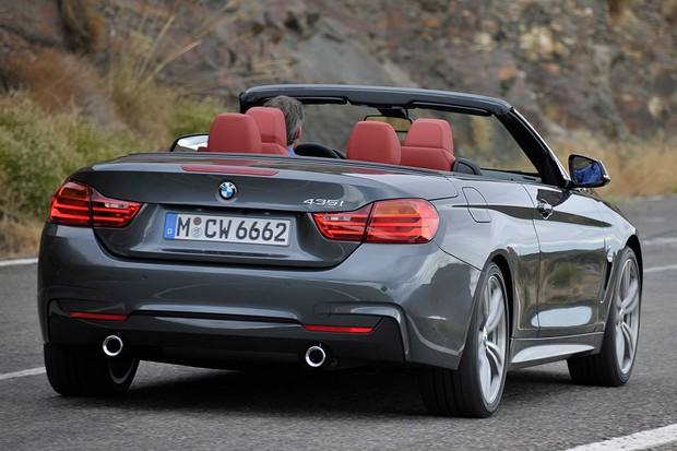BMW 428i Cabrio (Foto: Divulgação)