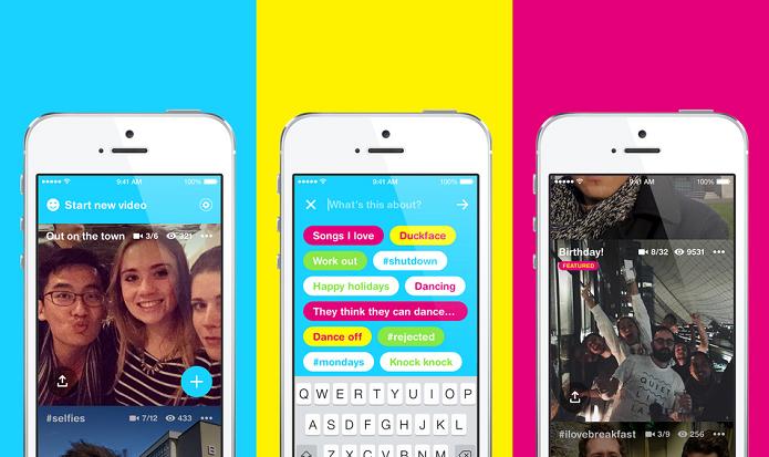 Crie vídeos e deixe seus amigos ajudarem com Riff (Foto: Divulgação/AppStore)