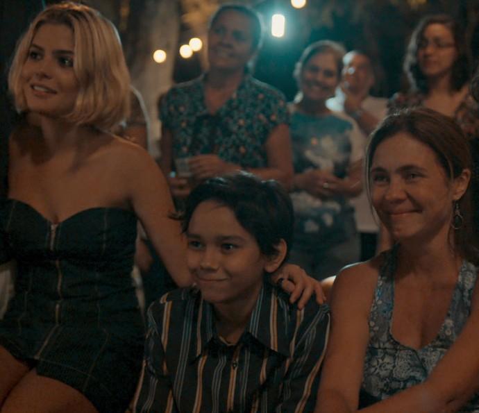Fátima tem final feliz (Foto: TV Globo)