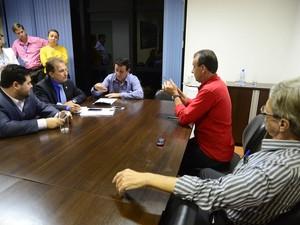 Vereadores sugeriram realização de CPI após Comissão Processante não ser criada (Foto: Sabrina Seibel/Câmara de Joinville)