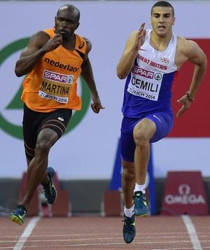 Churandy Martina atletismo (Foto: AFP)