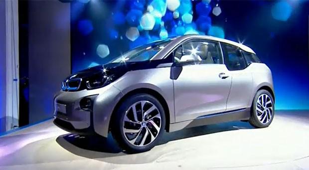 Primeiro elétrico da BMW, i3 é lançado mundialmente (Foto: Reprodução/BMW)