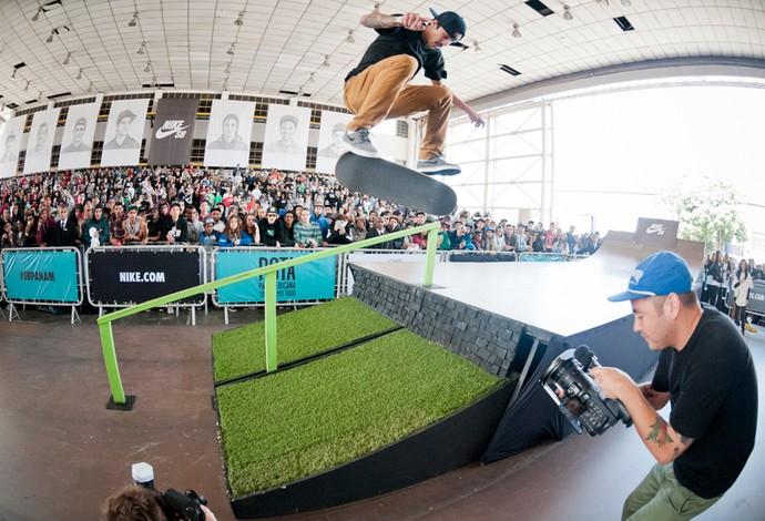 Luan Oliveira, Rota Pan-Americana de Skate (Foto: Nike / Divulgacao)