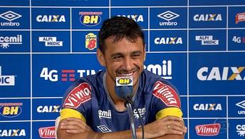 Apesar do ano não muito bom para o Cruzeiro, Robinho mostrou o seu valor com a camisa azul