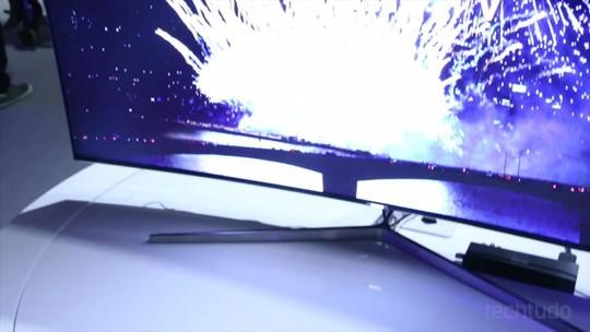 Samsung lança linha de Smart TVs SUHD com HDR no Brasil