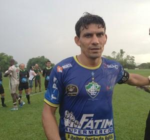 Lourival na final da Segundona (Foto: Vilma Nascimento/GloboEsporte.com)
