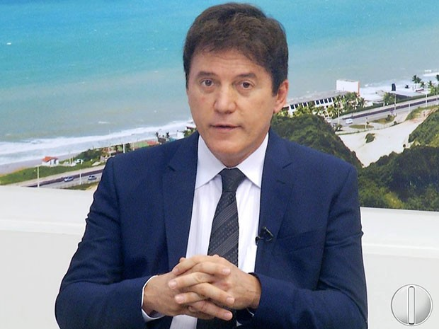 Governador do RN falou sobre medidas tomadas contra a insegurança (Foto: Reprodução/Inter TV Cabugi)