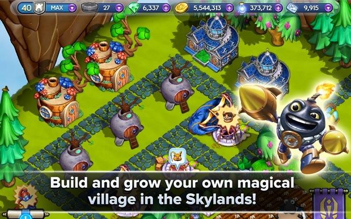 Em Skylanders Lost Islands, sua missão é reconstruir ilhas no céu (Foto: Divulgação)