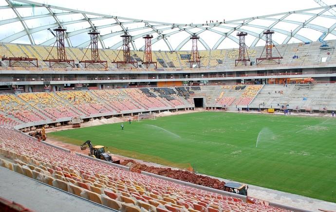 Arena da Amazônia, Manaus (Foto: Silvio Lima)