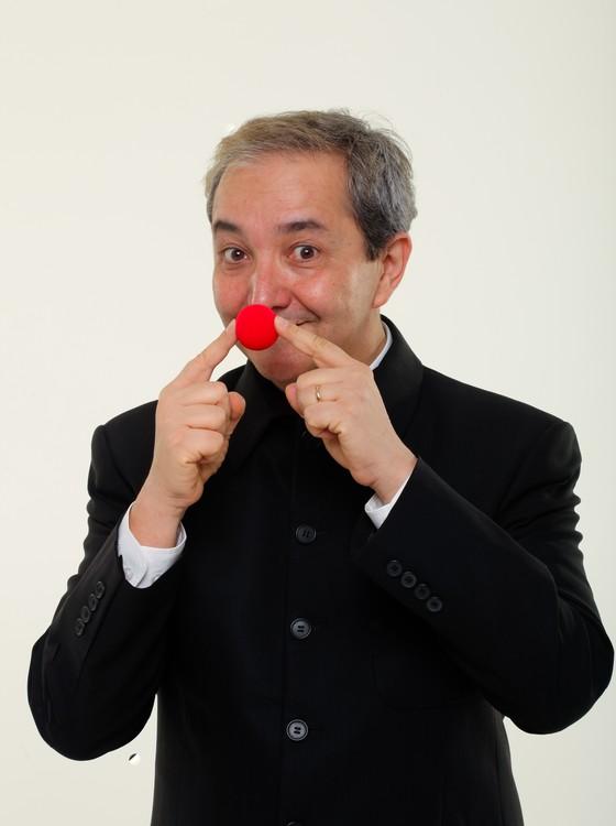 Wellington Nogueira: fundador e coordenador geral dos Doutores da Alegria (Foto: Divulgação)