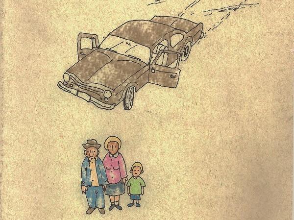 Capa do livro 'A última flor', de Byrata Lopes