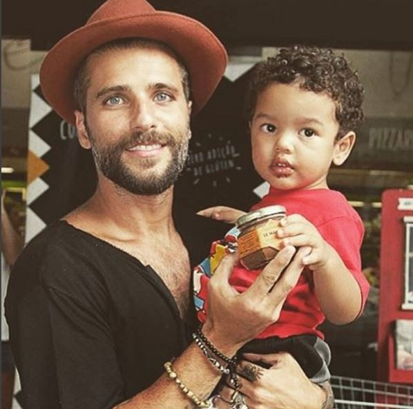 Bruno Galiasso: um dos adeptos de antes do Carnaval (Foto: reprodução/Instagram)