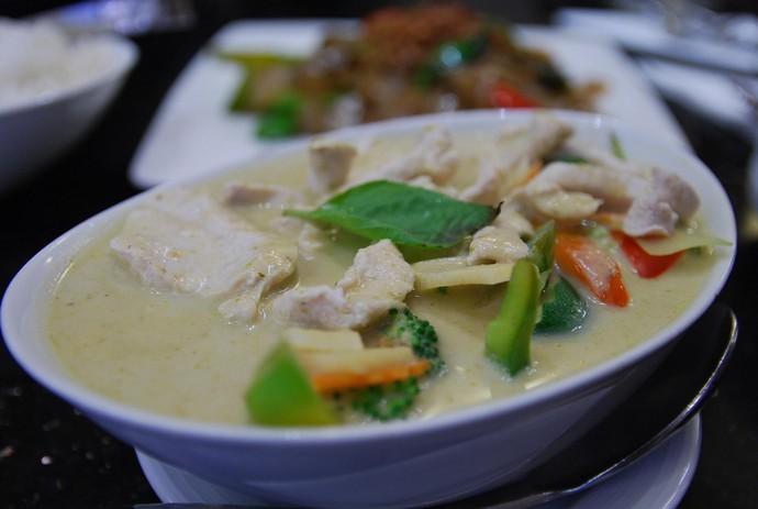 Confira uma receita de green curry que tirei diretamente das mãos de uma cozinheira tailandesa (Foto: Divulgação)