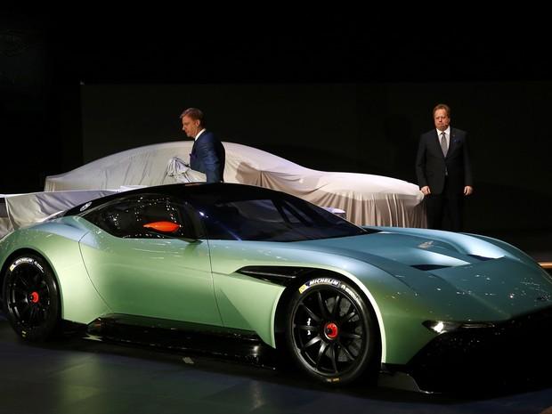 Aston Martin Vulcan (Foto: Arnd Wiegmann/Reuters)
