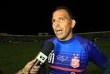 """Rodrigo Ramos prega cautela sobre vantagem: """"A gente já viu de tudo"""""""