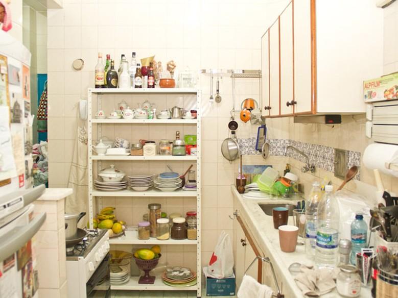 Como organizar a cozinha veja galeria de fotos para inspirar  Santa