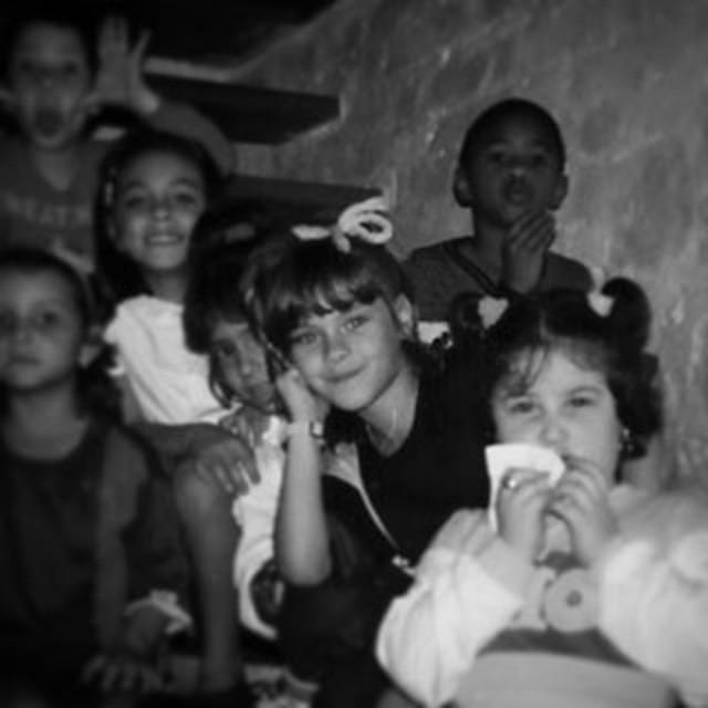 Carolina Dieckmann na infância (Foto: Reprodução/Instagram)