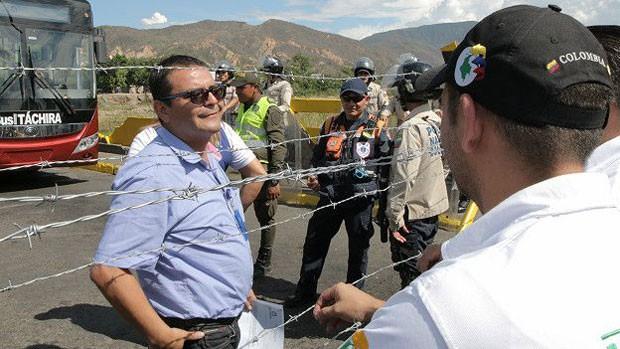Fechamento da fronteira provocou interrupção de fluxo de produtos legais e ilegais (Foto: BBC Mundo)