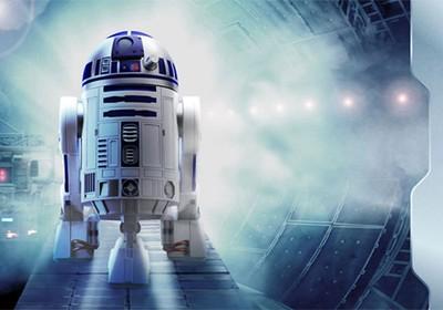 O invento brasileiro foi inspirado no robô  R2D2, de Star Wars (Foto: Divulgação)