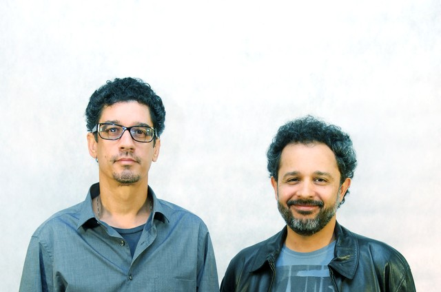 Bernardo Guilherme e Marcelo Gonçalves (Foto: TV Globo)