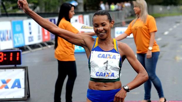 brasileira melhor colcoada na meia maratona do rio de janeiro (Foto: Alexandre Durão / Globoesporte.com)