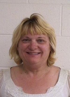 Terry L. Boyd foi presa por exigir que dois homens fizessem sexo com ela (Foto: Divulgação/Wausau Police Department)