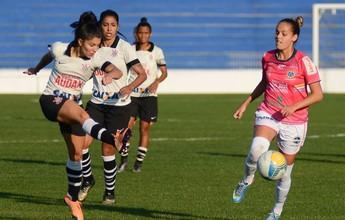 Corinthians e São José disputam final da Copa BR Feminina; confira datas