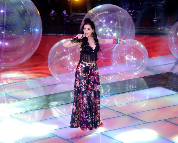 Mira Callado (Foto: The Voice Brasil/TV Globo)