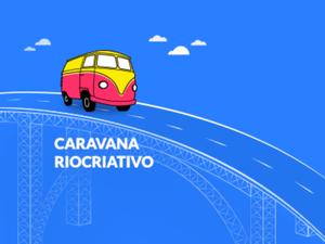 Caravana Rio Criativo chega a Paulo de Frontin  (Foto: (Divulgação/Rio Criativo))