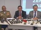 Em PE, operação termina com 28 presos, sendo quatro policiais