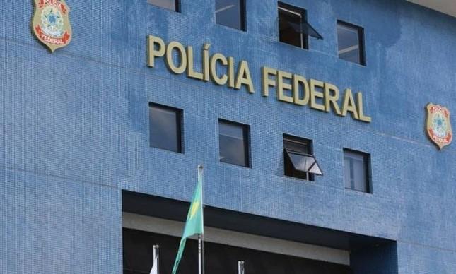 Polícia Federal em Curitiba