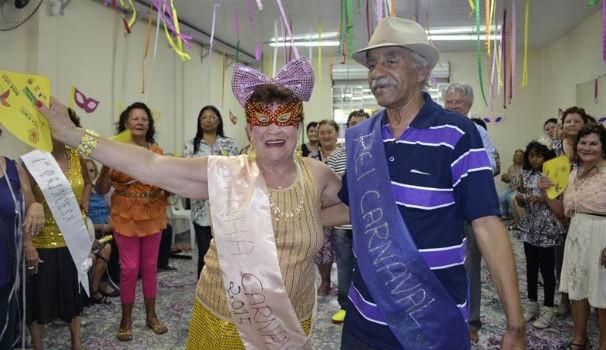 Baile da Terceira Idade (Foto: Divulgação)